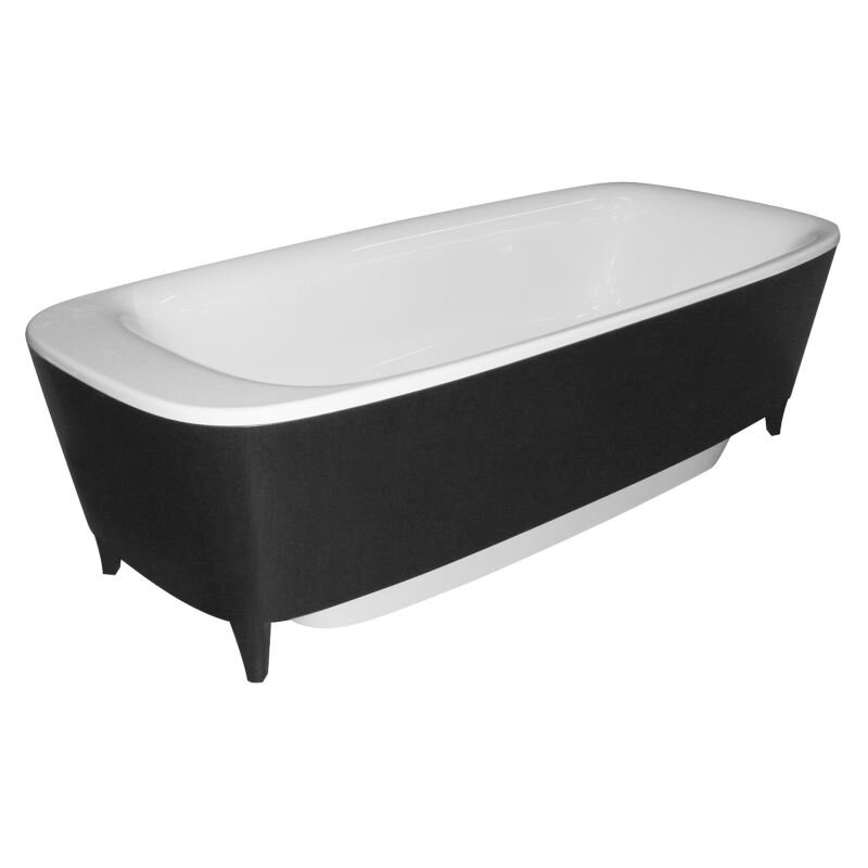 Water Jewels Free Standing Bathtub 190 cm